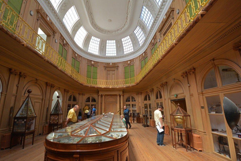 Teylers Museum Haarlem Netherlands
