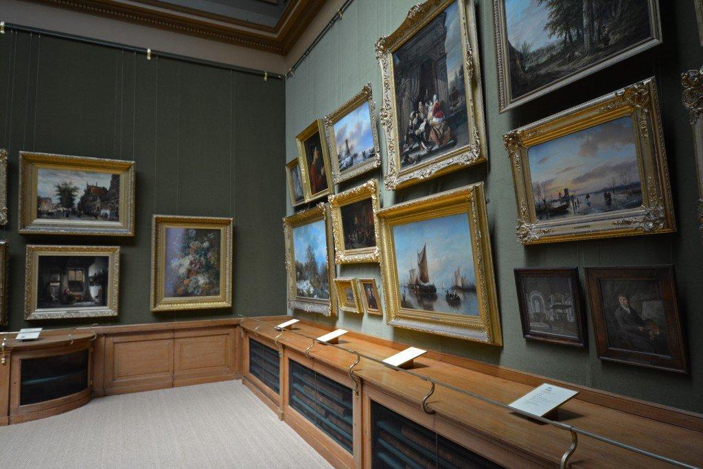 Art Gallery Teylers Museum