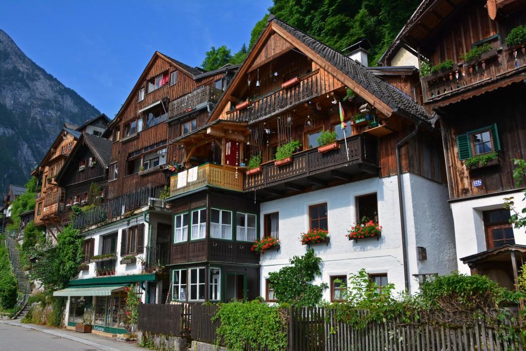 Hallstatt Austria