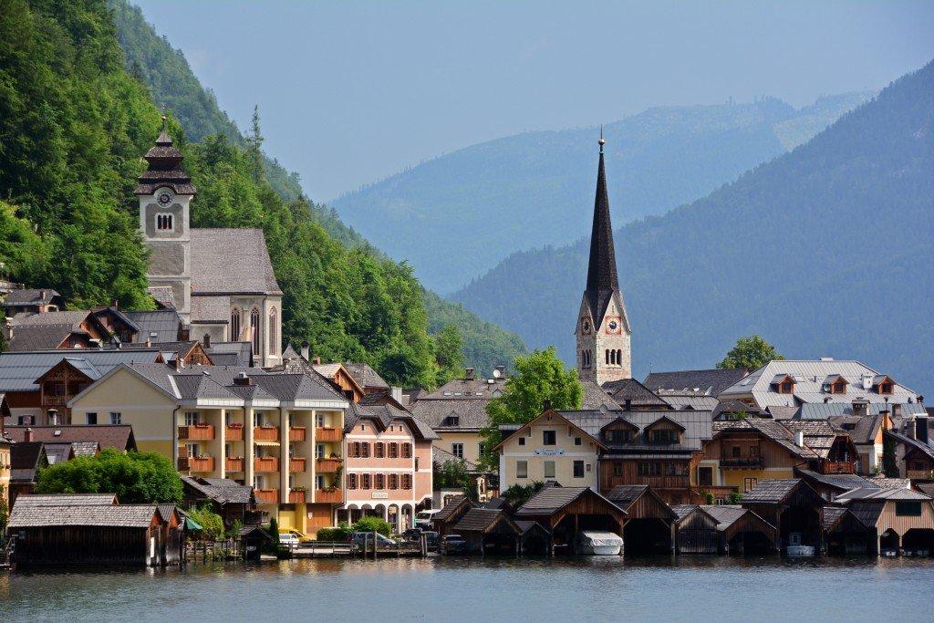 3 Charming Austrian Towns Hallstatt