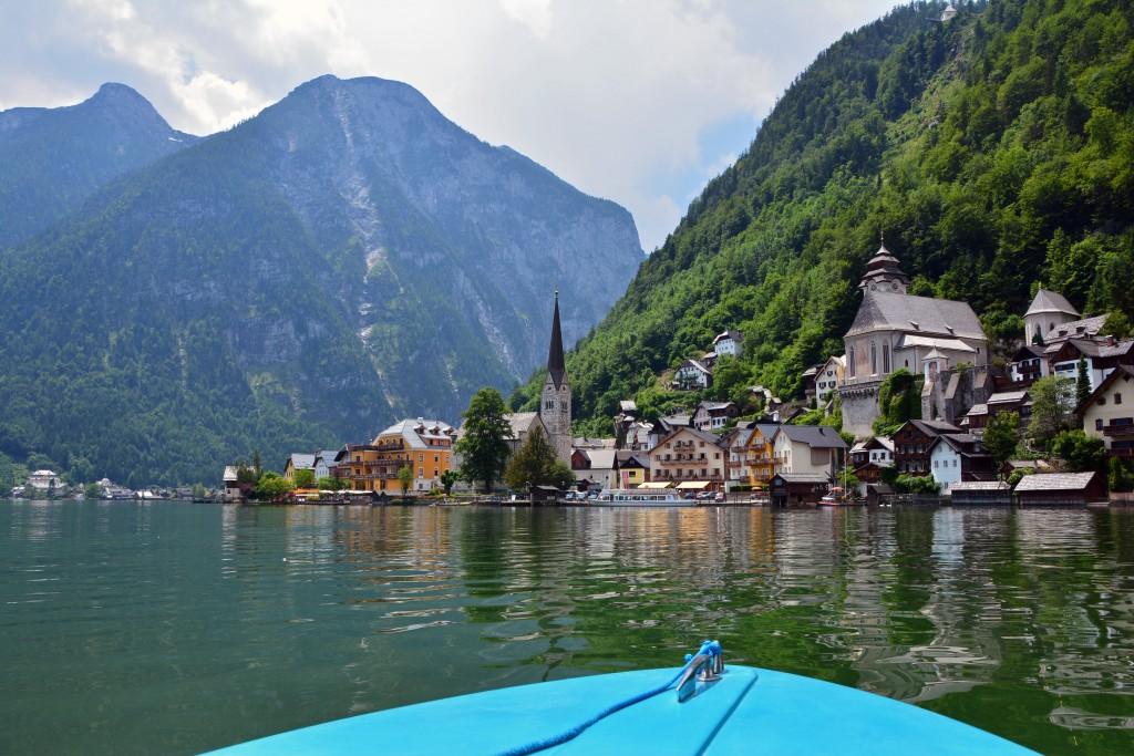 Hallstatt Boat Rental
