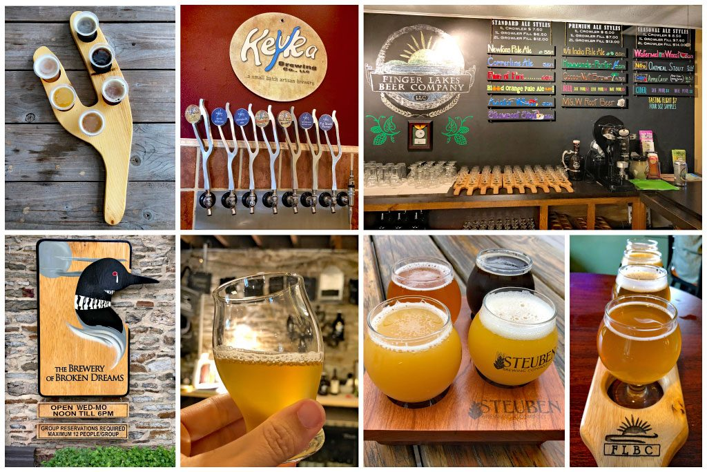 Hammondsport Breweries