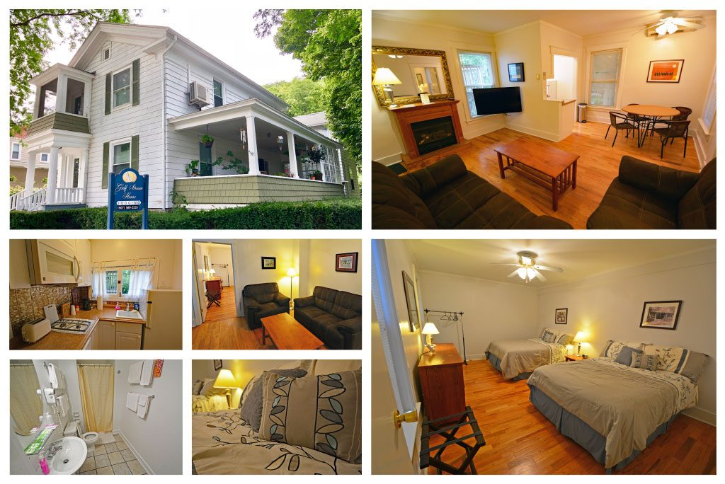 Hammondsport Lodging