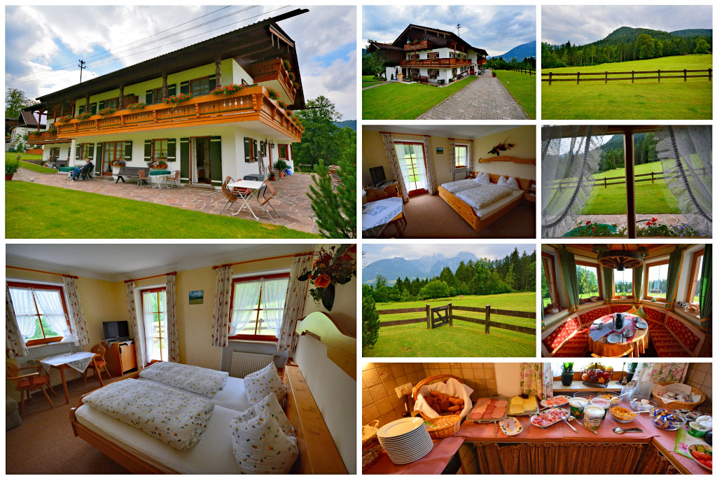 Berchtesgaden accommodation