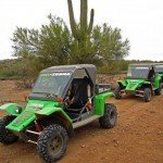Tomcar Adventure in the Sonoran Desert w/ Green Zebra Adventures