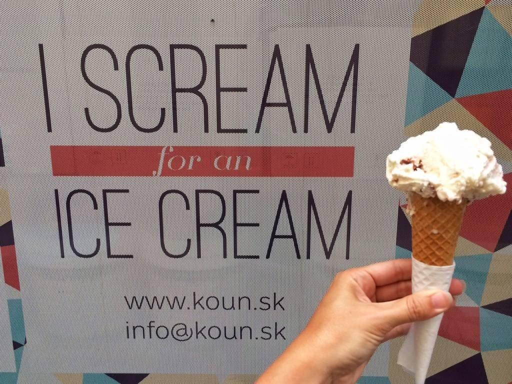 Best Ice Cream in Bratislava