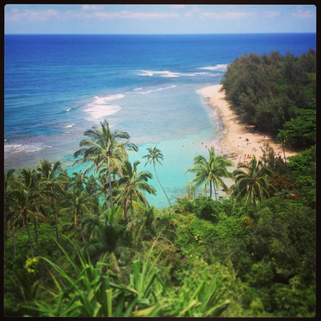3 Beautiful places to explore on the island of kauai Ke'e beach
