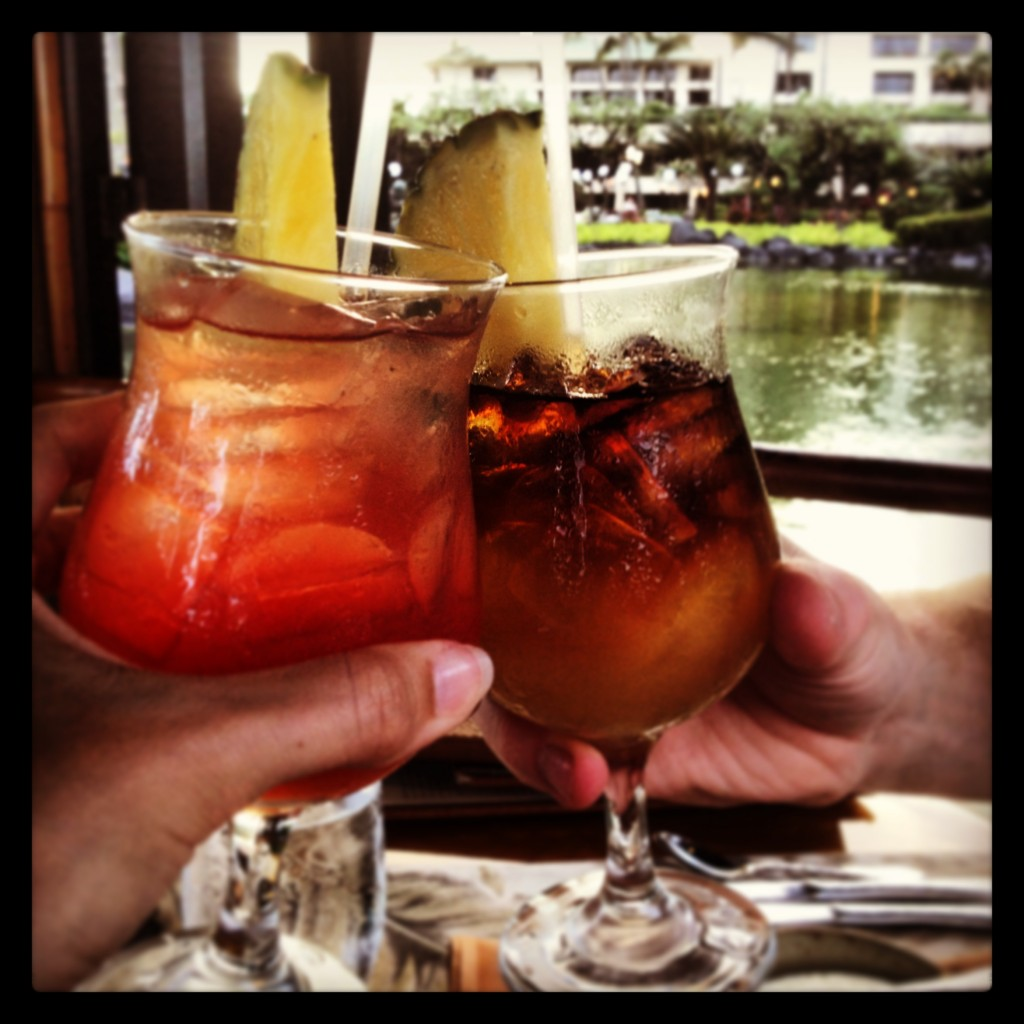 Kauai cocktails