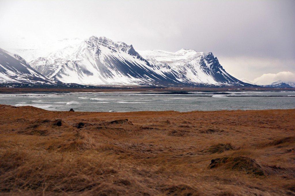 Iceland Snaefellsnes Penninsula