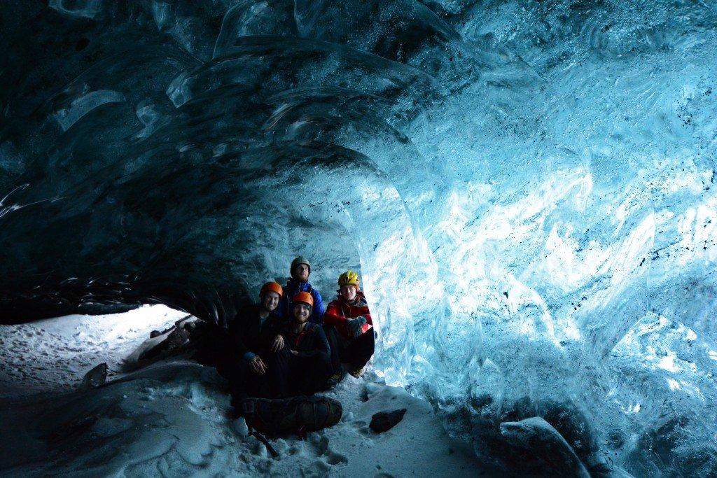 Ice Cave Iceland