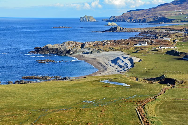 Scenic drives Ireland