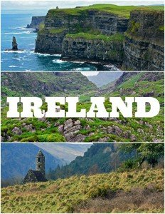 Ireland Destination Guide Cover
