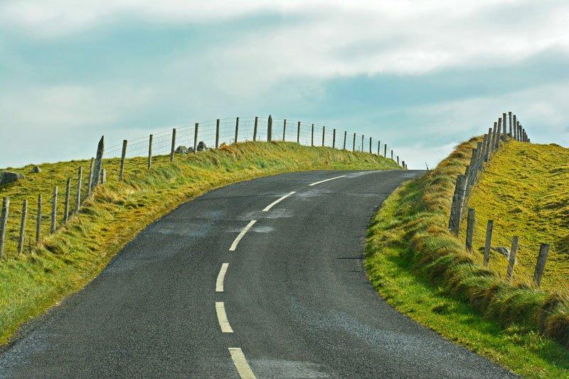 Ireland Driving