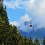 Cable-Car and Hike in Isenfluh, Switzerland