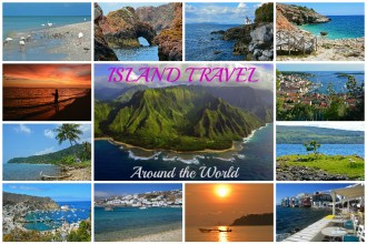 Island Travel Around the World