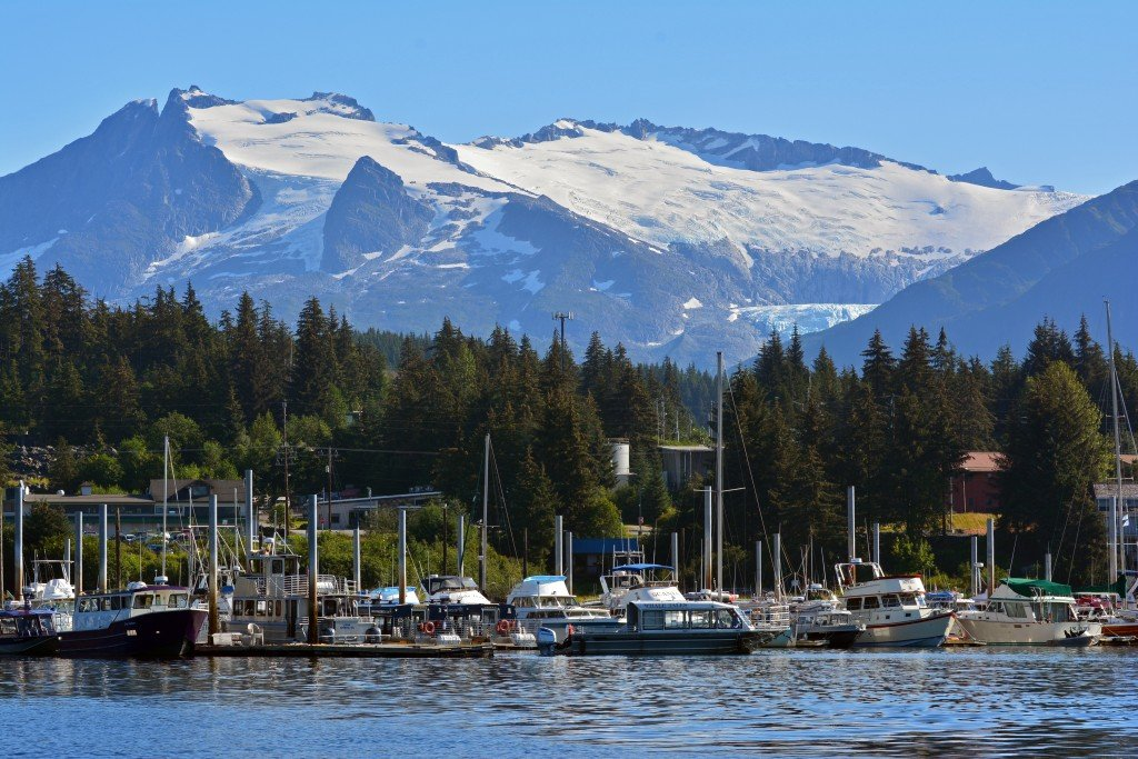 One Day In Port Juneau Alaska Forget Someday