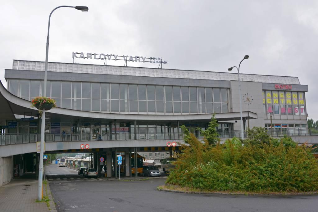 Karlovy Vary Bus terminal