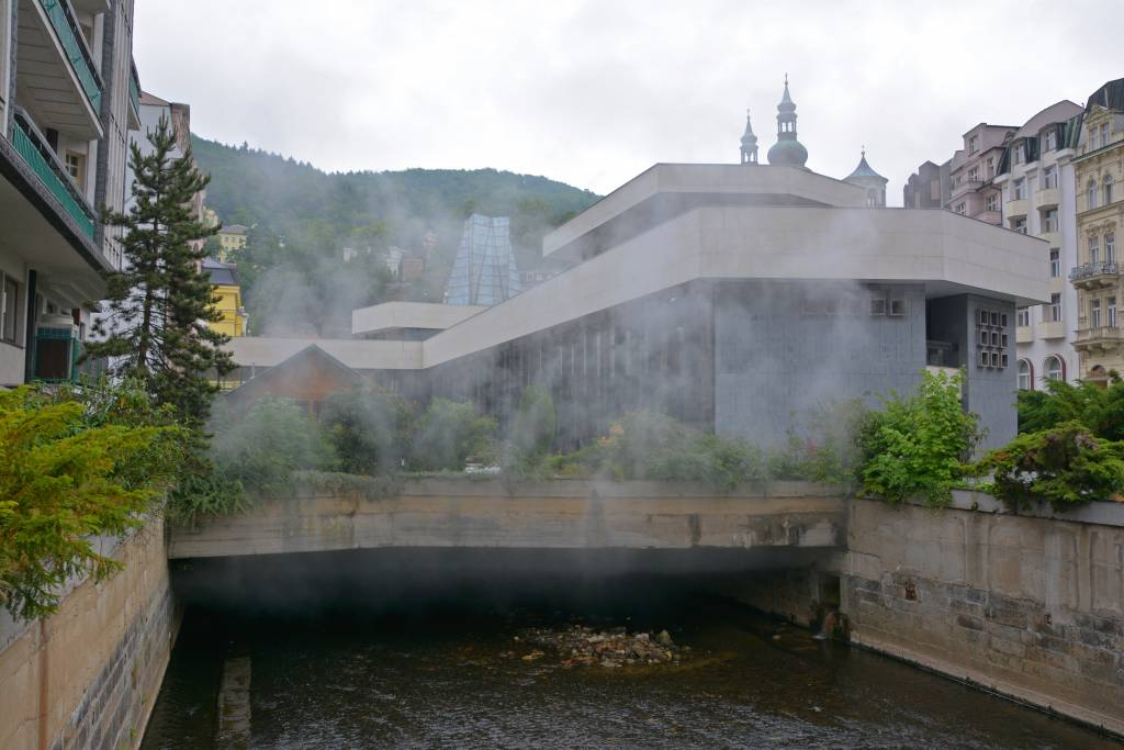 Karlovy Vary Thermal Spa