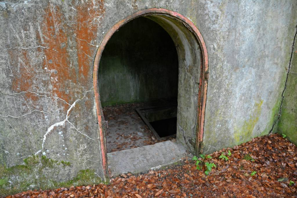 Abandoned water facility Karlovy Vary
