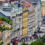 Karlovy Vary: A Colorful Czech Spa Town