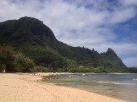 Tunnels Beach - Kauai