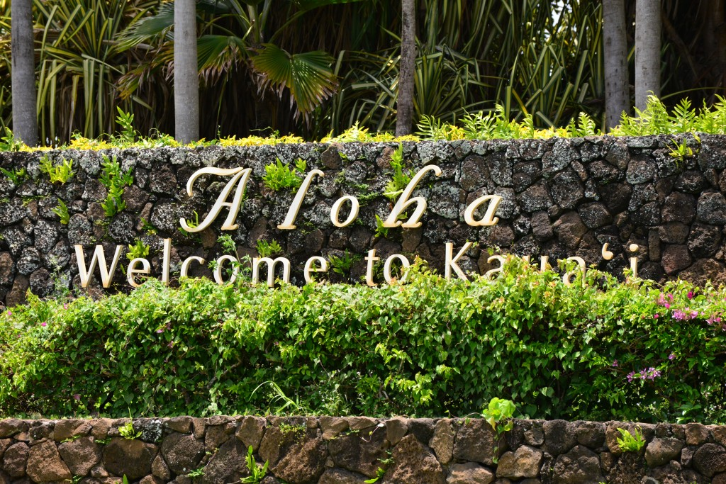 Aloha welcome to Kauai
