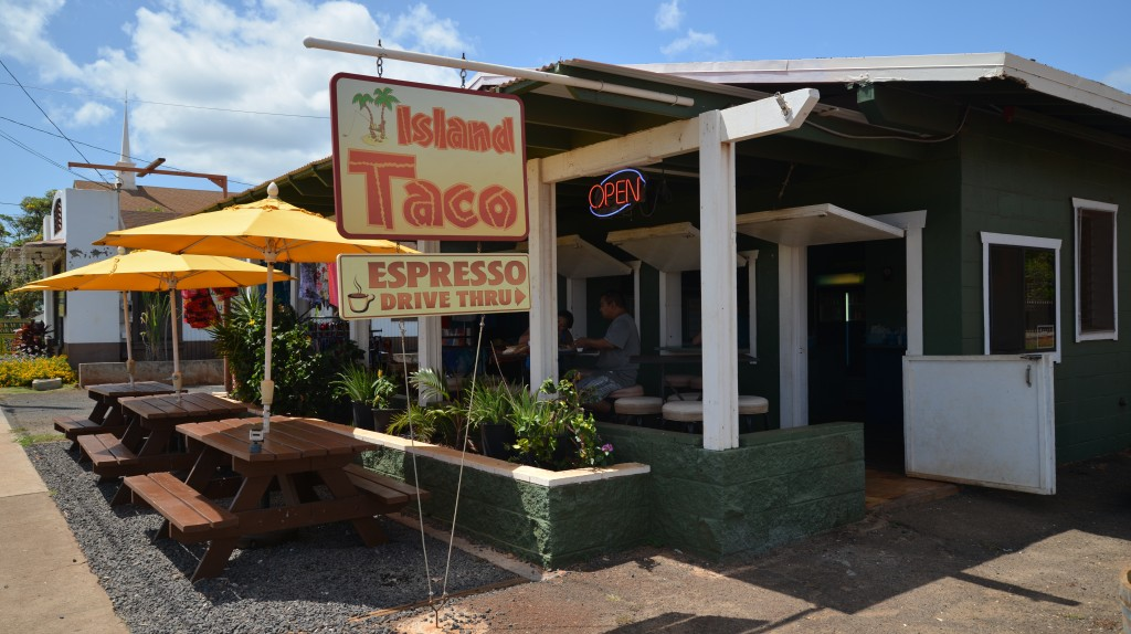 Island Taco kauai