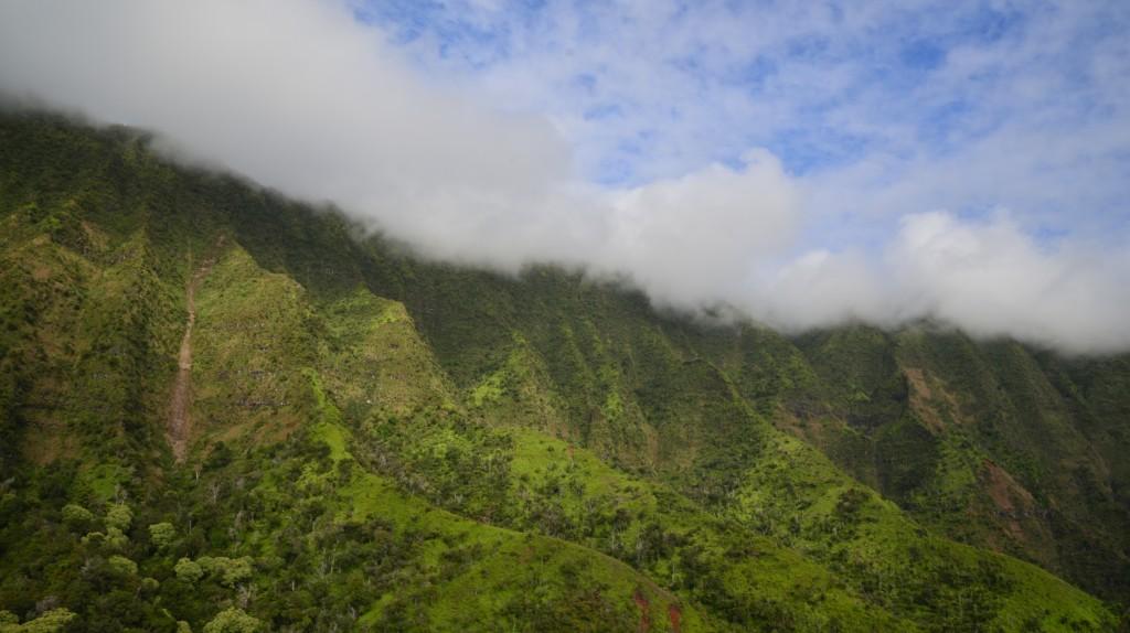 Kauai Hawaii helicopter tour