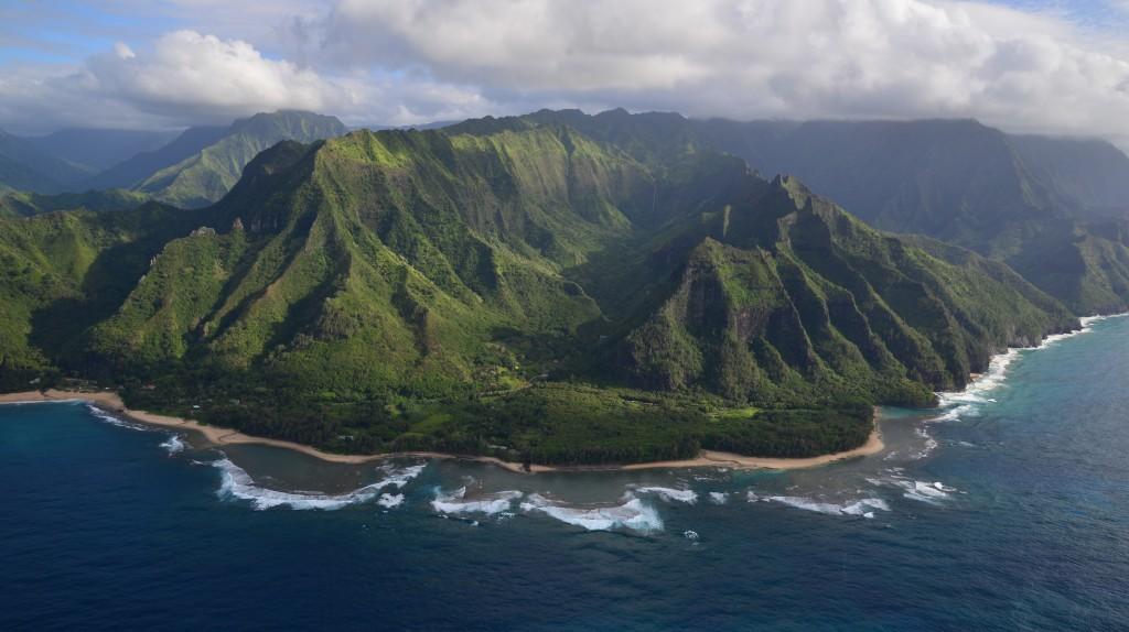 Na Pali Coast Kauai Helicopter tour