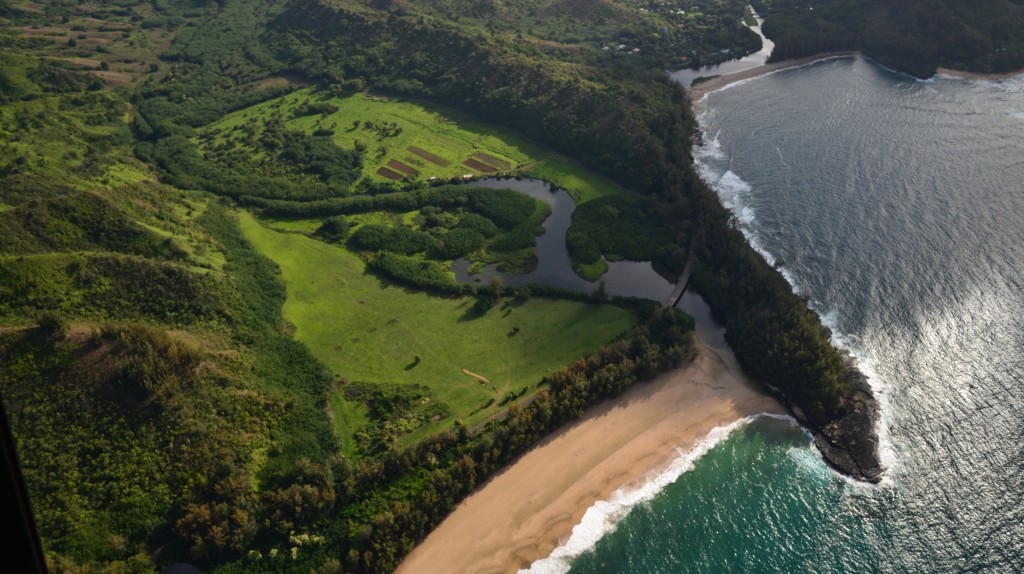 Kauai Hawaii helicopter tour