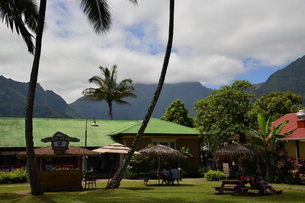 Hanalei Gourmet places to eat in kauai