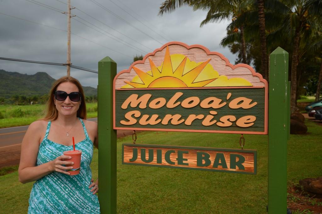 Maloa'a Juice Bar