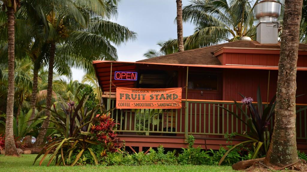Maloa'a Juice Bar kauai