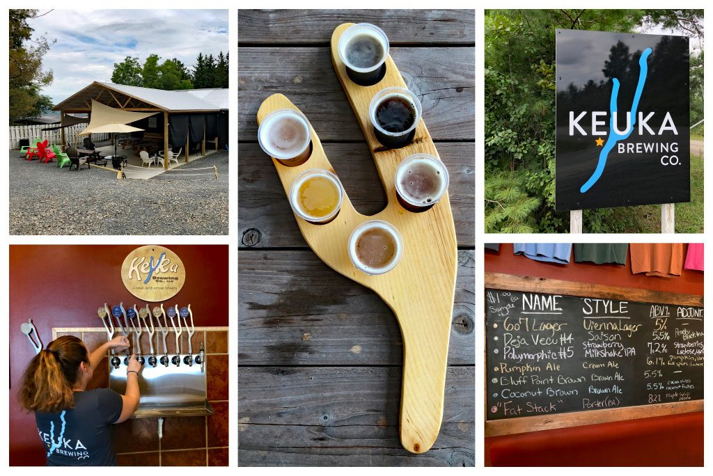 Keuka Lake Breweries