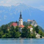 The Perfect Summer Day at Lake Bled