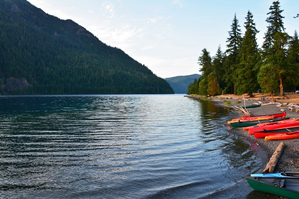 Lake Crescent Canoes