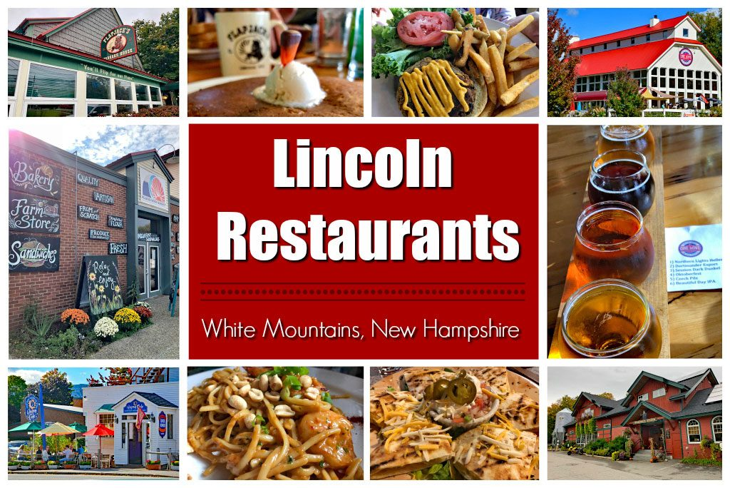 Lincoln NH Restaurants