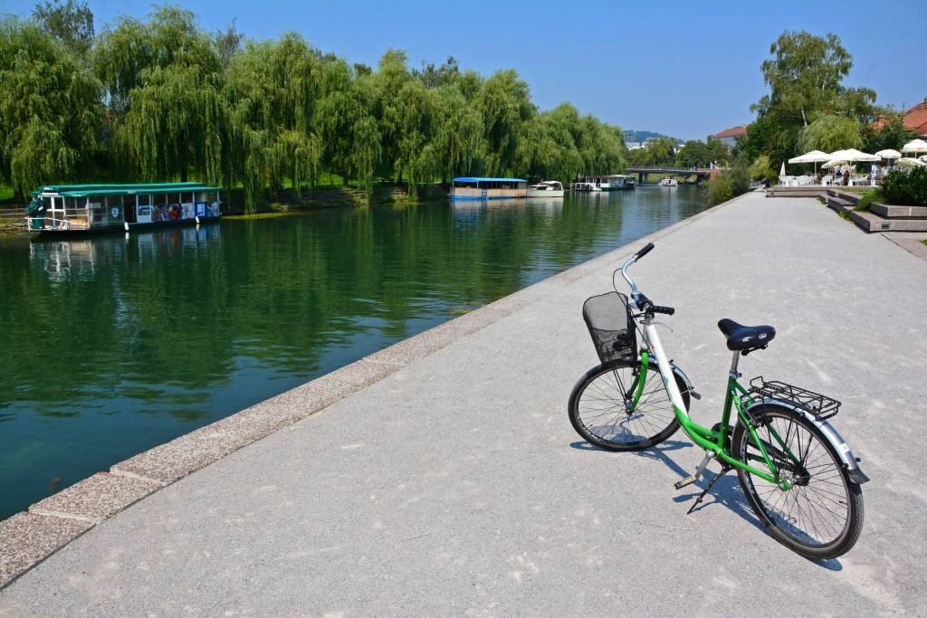 Rent Bikes in Ljubljana