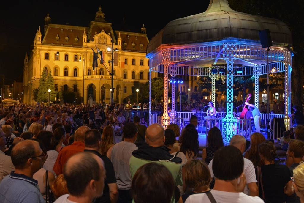 Live Music in Ljubljana