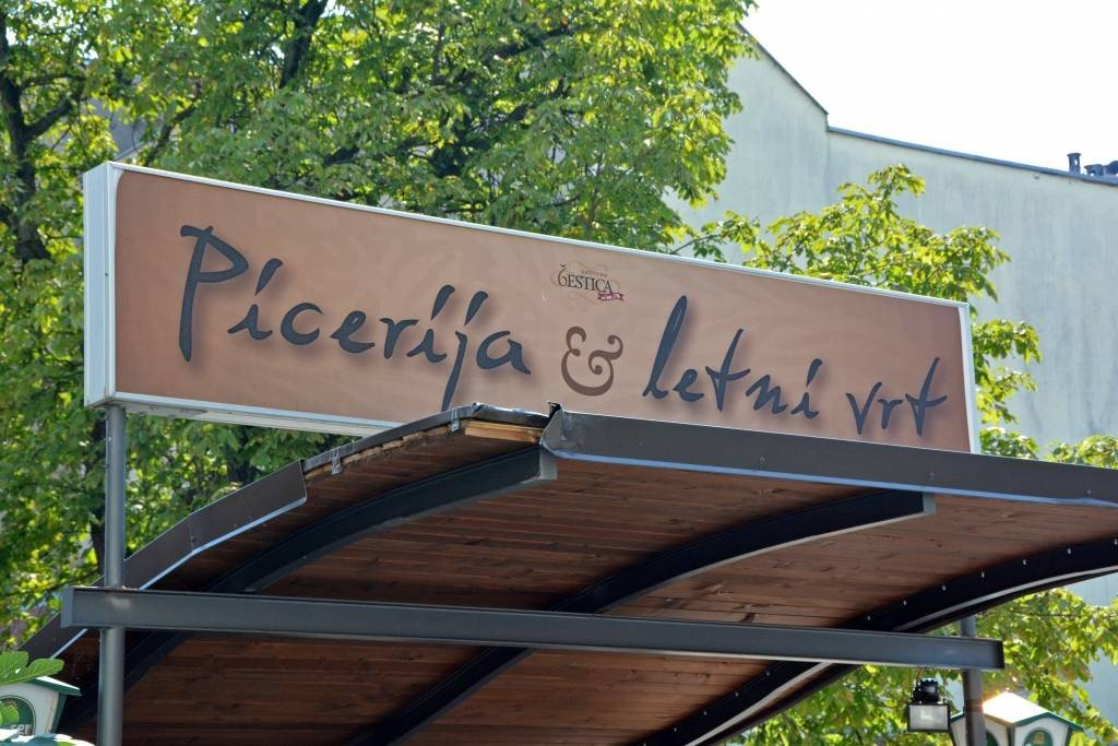 Restaurant Šestica Ljubljana