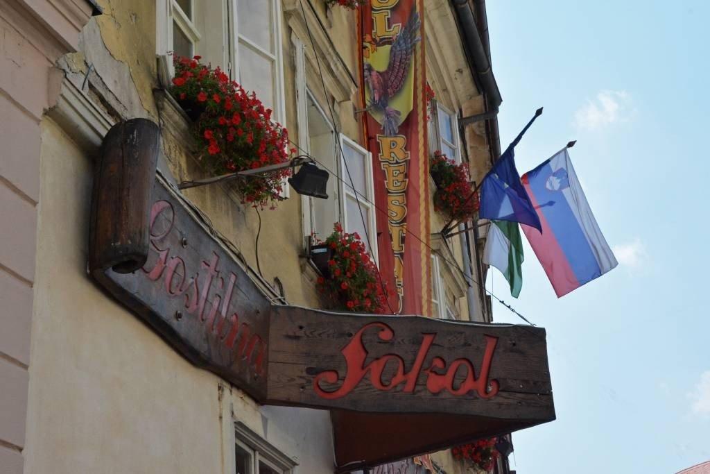 Sokol Restaurant Ljubljana