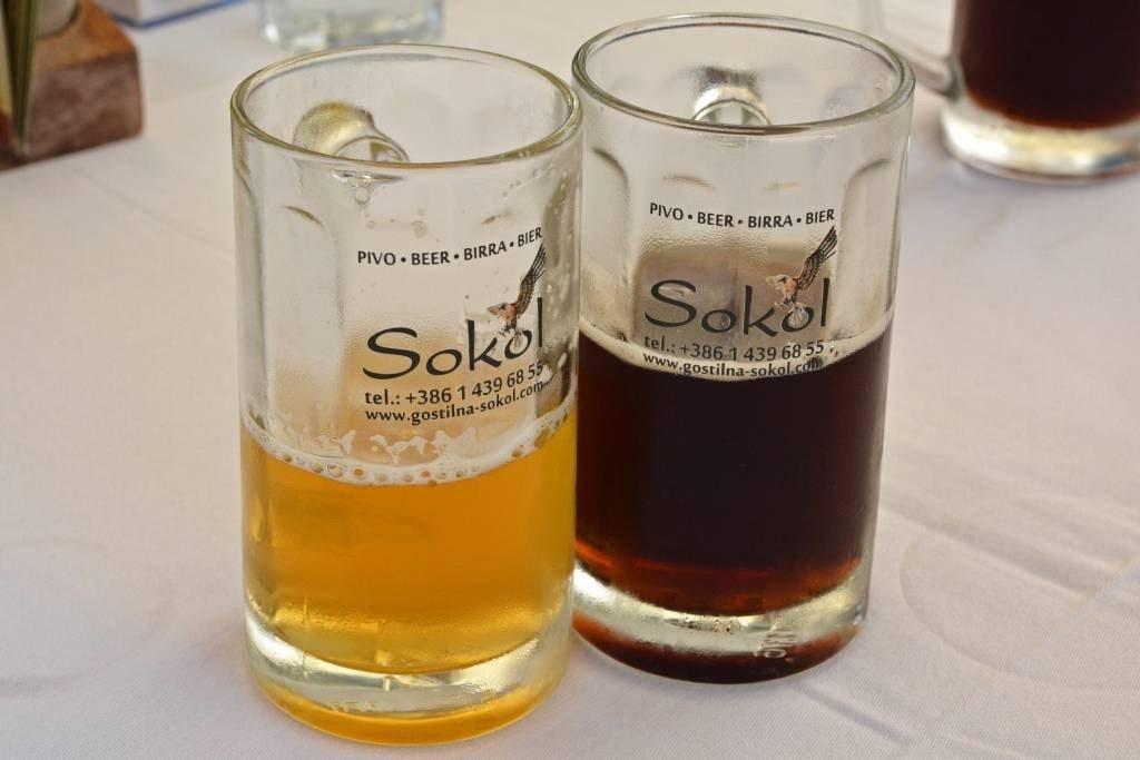 Sokol Beer Ljubljana
