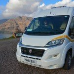 Driving the North Coast 500 in a Campervan