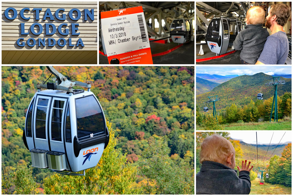 Loon Mountain Gondola