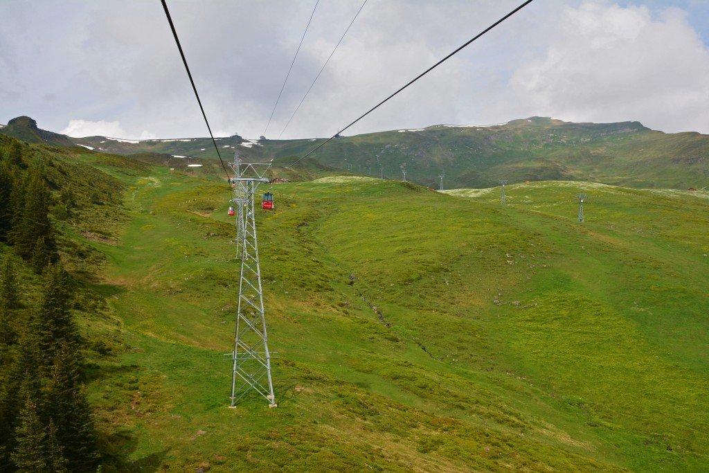 Grindelwald Mannlichen Cable Car