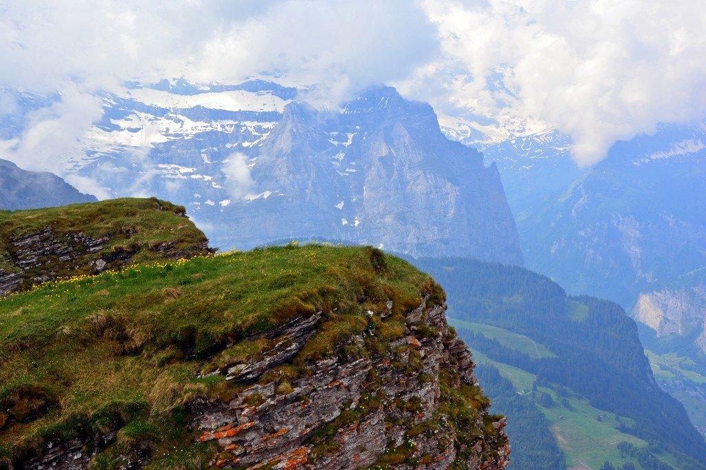 Lauterbrunnen Valley Jungfrau Switzerland