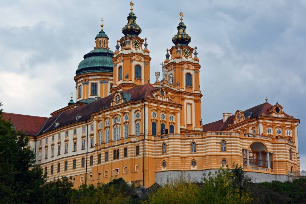 Benedictine Melk Abbey