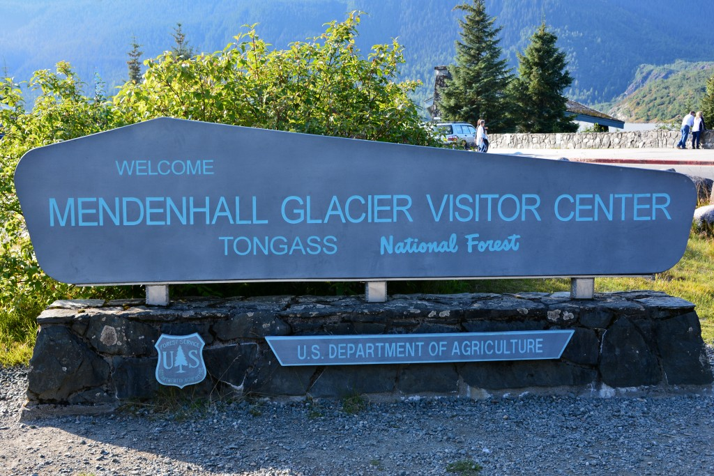 Mendenhall Glacier Visitor Center
