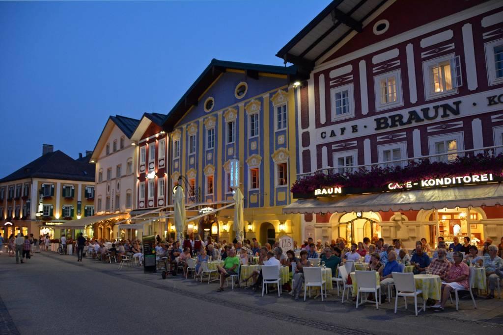 Mondsee Austria nightlife