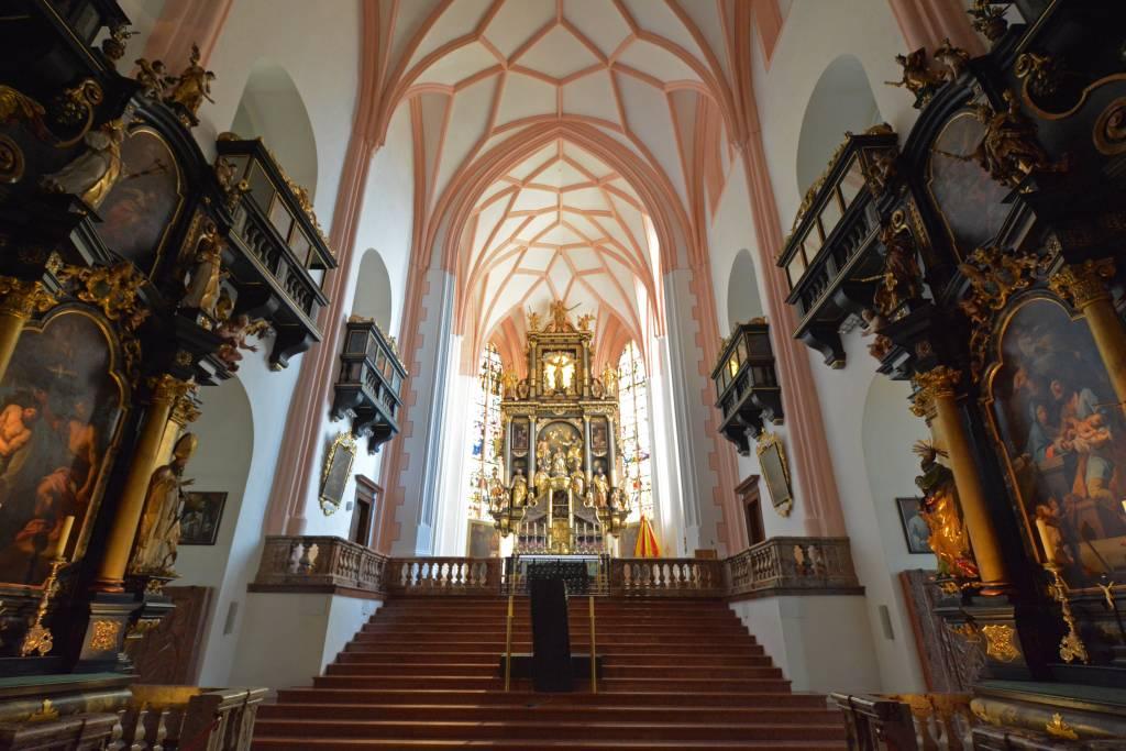 Mondsee Basilica